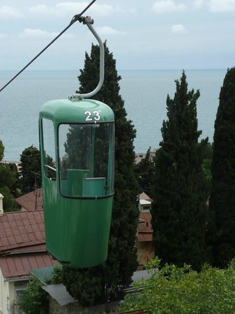 Yalta-Gorka Cable Way