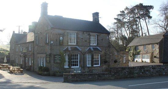 The Manifold Inn: Side of the Inn