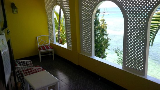 Hibiscus Lodge Hotel : A view from the terrace vol. II