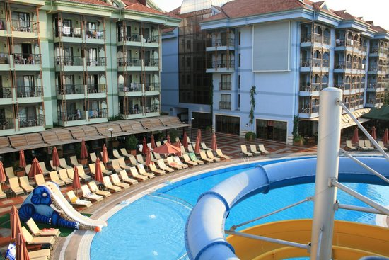 SENTIDO Turan Prince: Отель