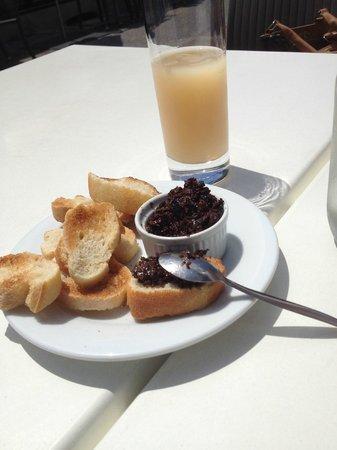 Les Quatre Vents: aperitif