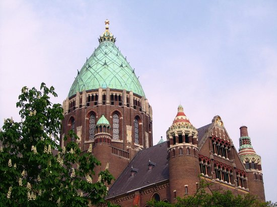 Cathedral of Saint Bavo: Купола собора