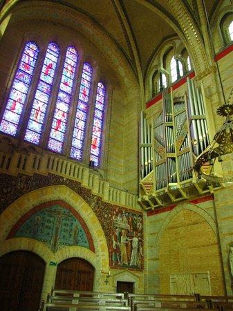 Cathedral of Saint Bavo: Внутри собора