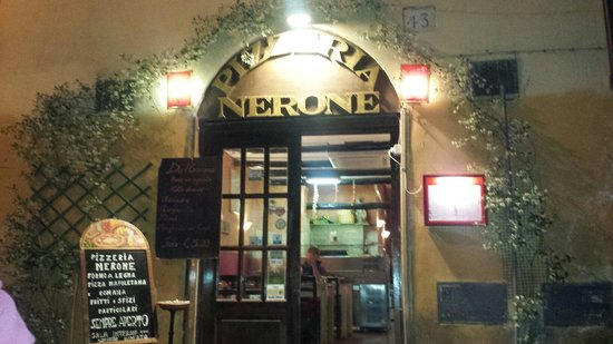 Pizzeria Nerone: ♡♡♡