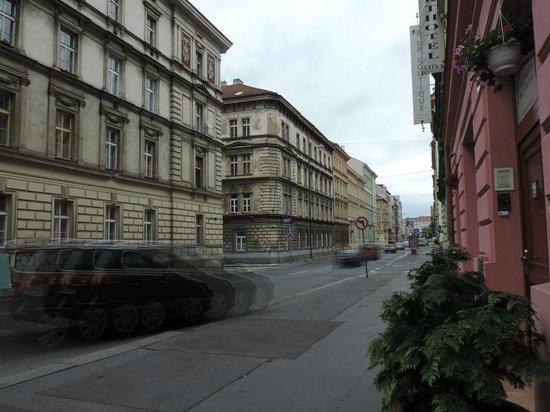 Aparthotel City 5: esterno aparthotel5