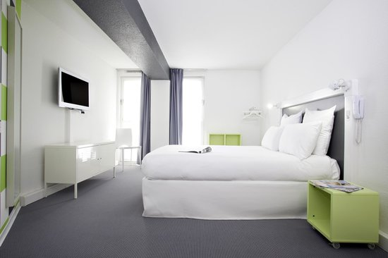BEST WESTERN Bordeaux Aeroport : Chambre