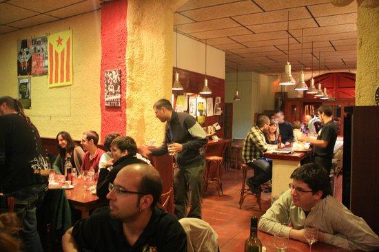 Taverna la Fornal: en marxa