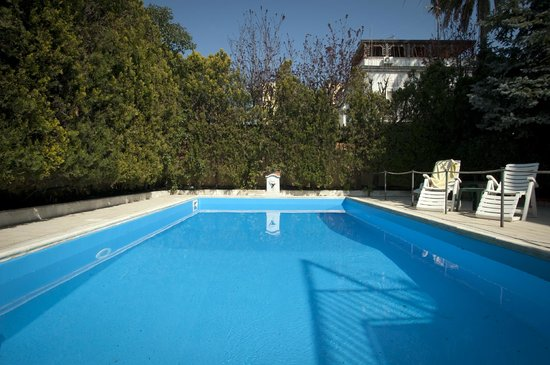 Hotel Villa Medici: Swimming pool