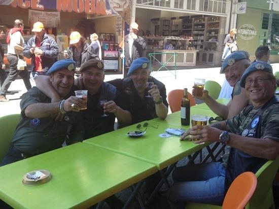 Bar Brasserie L'Eden : veteran lebanon