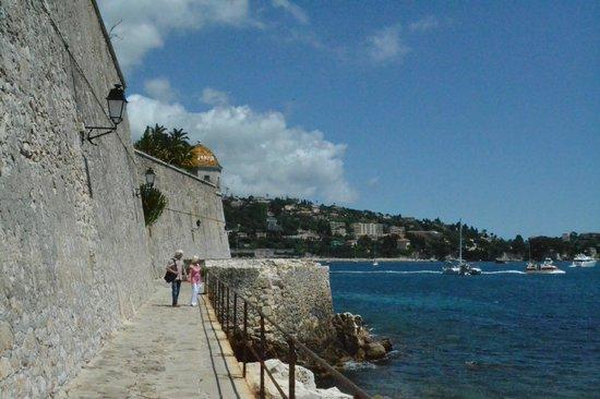 Citadel St. Elmo: La vue