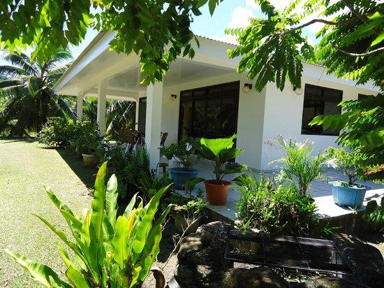 Villas Bougainville : Dehors / Outside