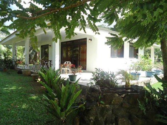 Villas Bougainville : green