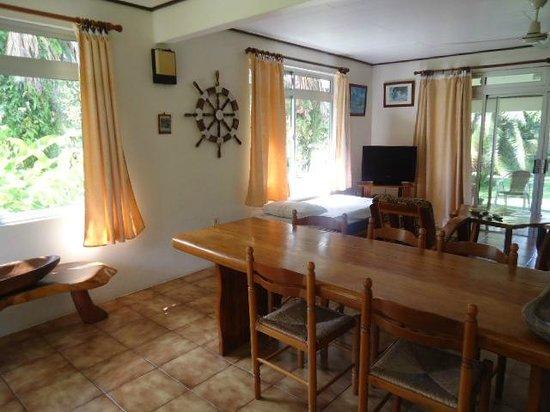 Villas Bougainville : interieur / inside