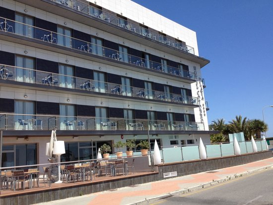 Hotel Playa Cotobro: Moderno hotel
