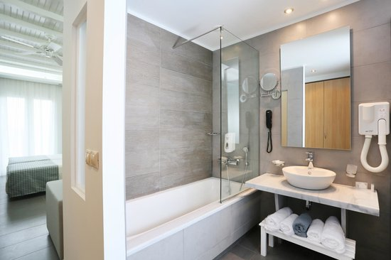 SENTIDO Apollo Palace : Double Room bathroom