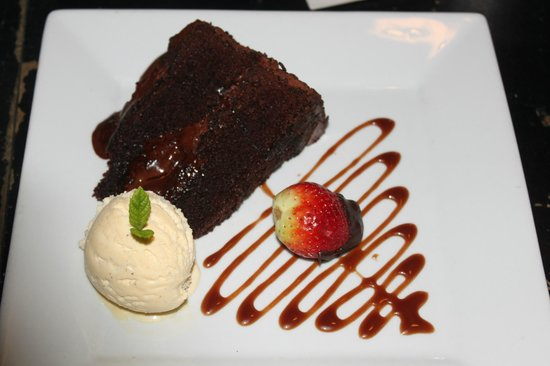 So Thai: Chocolate loving spoon cake