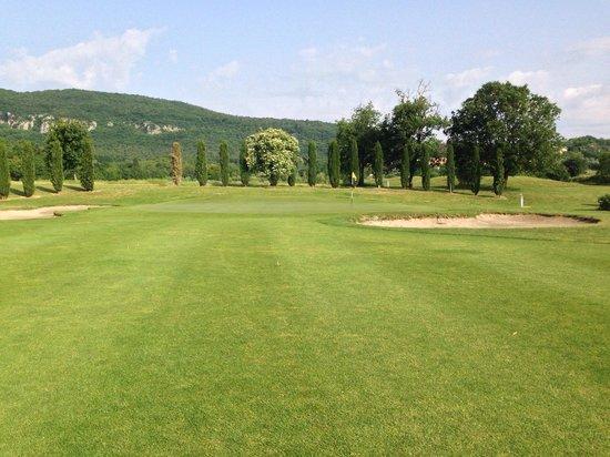 Golf Hotel Ca' Degli Ulivi: Green Nr. 7