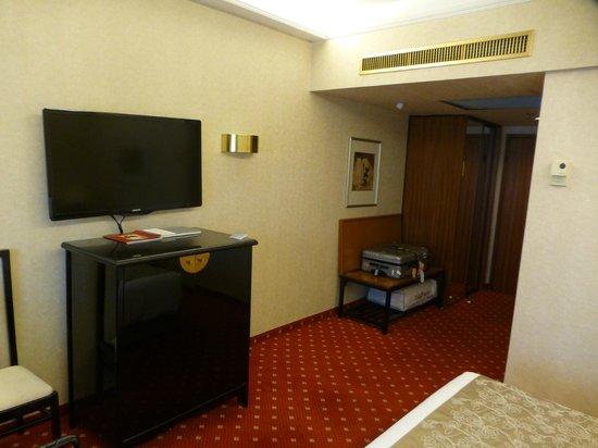 Kempinski Hotel Beijing Lufthansa Center: Zimmer