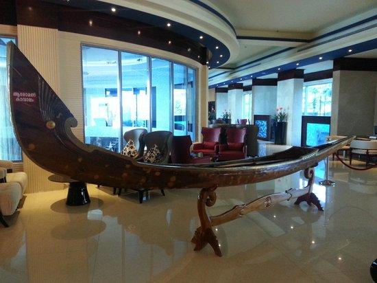 Ramada Alleppey : Hotel Lobby