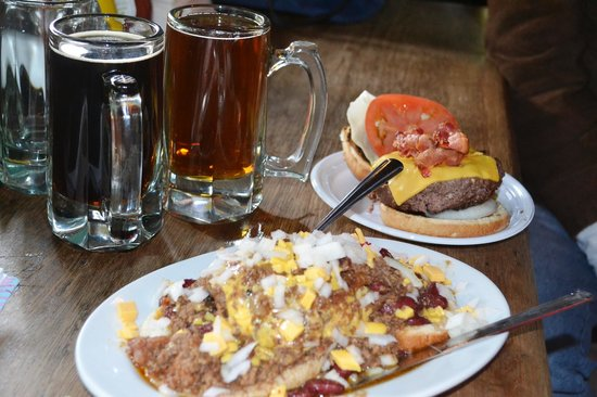 Corner Bistro : burger e birre