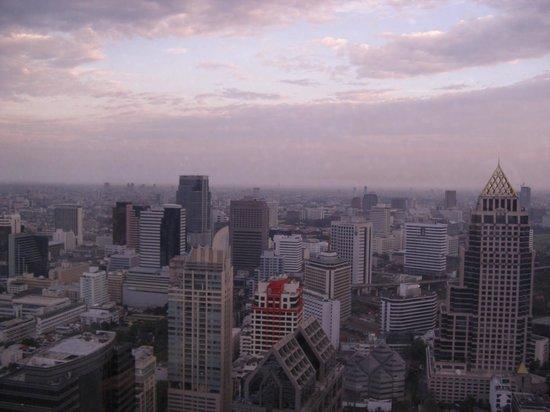 Banyan Tree Bangkok: Perfect view