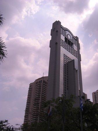 Banyan Tree Bangkok: The hotel