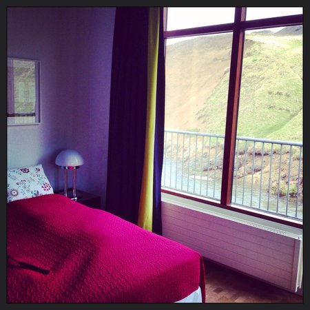 Frost and Fire Hotel: Room 1