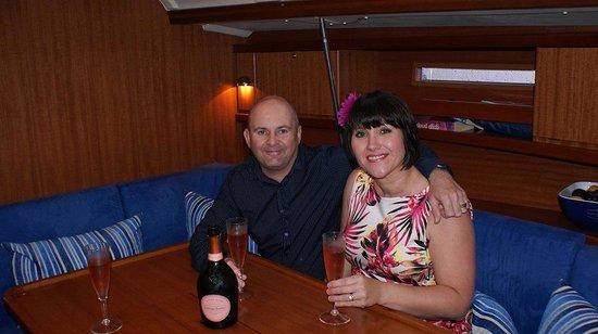 Sailing On Windermere: Birthday Celebration on Impulse - Impulse Charters