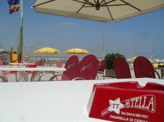 Stella Beach 77 - 78: Bar