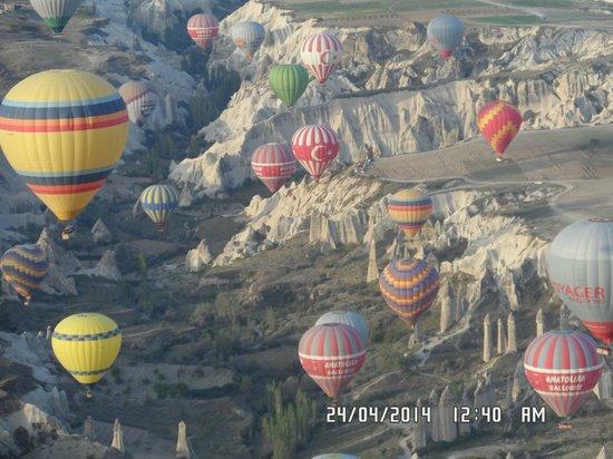 Goreme Balloons: alla vamos!!!