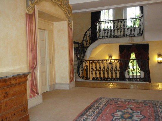 Château des Vigiers : entrée