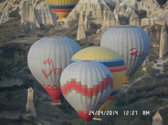Goreme Balloons: inolvidableeee!