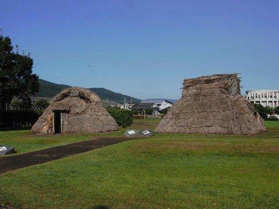 Ibusuki Bridge Muregawa Remains