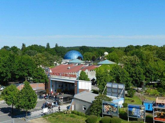 Potsdam, Alemania: Filmpark Babelsberg Mai 2014
