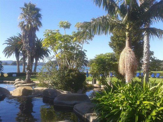 Copthorne Hotel & Resort Bay of Islands: Outdoor spa