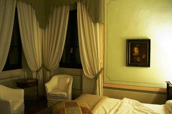 Villa di Monte Solare: Suite bedroom