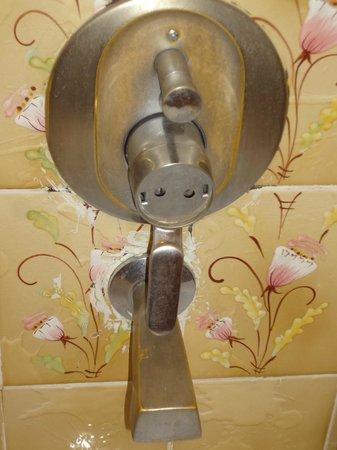 Hotel Ritz : bagno