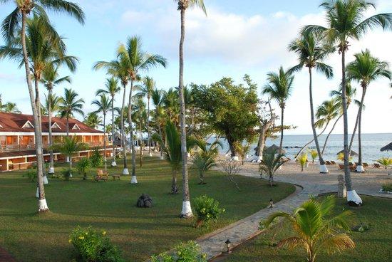 Andilana Beach Resort : Vista dalla stanza