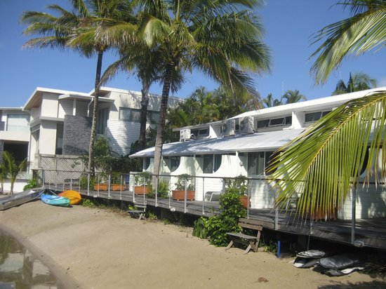 Caribbean Noosa: The back rooms