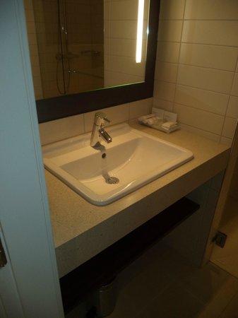 Radisson Blu Scandinavia Hotel : Great bathroom with posh toiletries