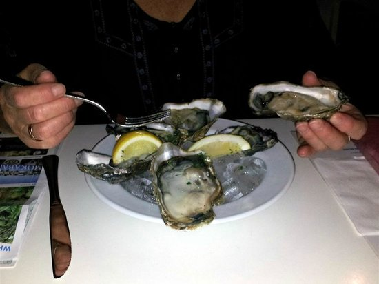 Shippey's : Oysters at Shippeys
