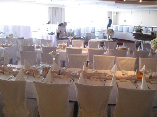 InterHouse Hotel: Salone per le feste o cerimonie.