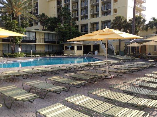 Sirata Beach Resort : Poolside
