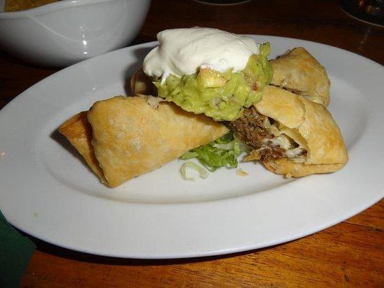 Cafe Iguana: Excellent food