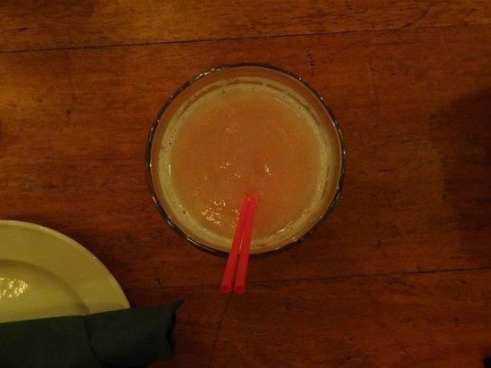 Cafe Iguana: Frozen margarita!