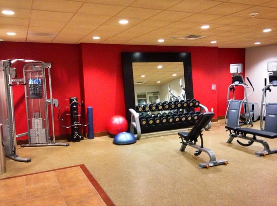 Hilton Garden Inn Yuma Pivot Point: Fitness Center