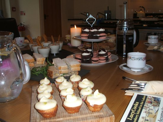 LucyCooks Cookery School: Afternoon Tea
