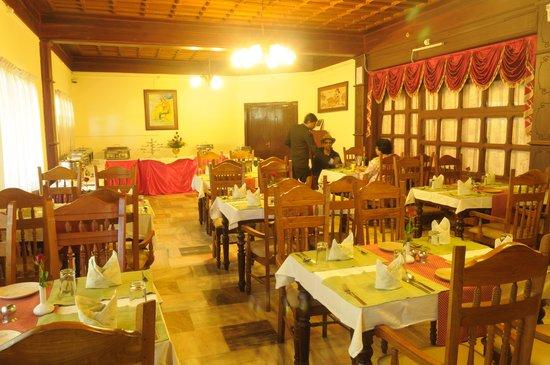 Hotel Hillview Munnar Restaurant