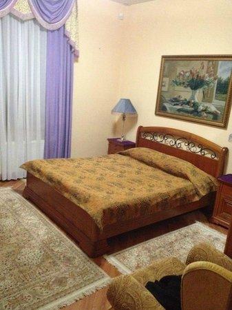 Park Yakhroma Ski Resort & Spa: Спальня