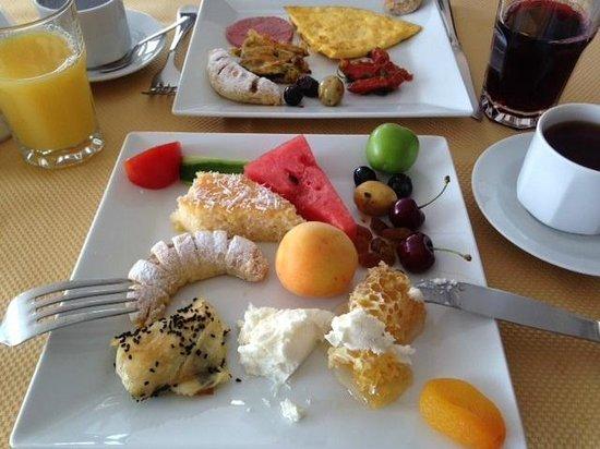 Osmanhan Hotel : breakfast